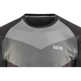 GORE WEAR C5 Trail Long Sleeve Jersey Men terra grey